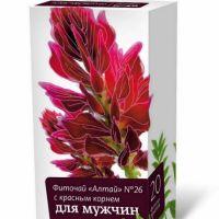 Подробнее: Фиточай «Алтай» №26 «С красным корнем для мужчин»